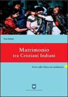 Daddyswing.es Matrimonio tra cristiani indiani. Il rito nella Chiesa siro-malabarese Image