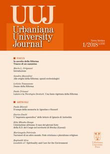 Grandtoureventi.it Urbaniana University Journal. Euntes Docete (2018). Ediz. integrale. Vol. 1: In ascolto della Riforma. Tracce di un cammino. Image