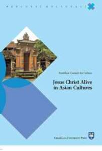Libro Jesus Christ alive in asian cultures. Ediz. inglese