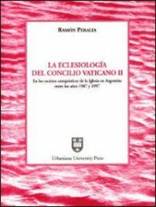 La ecclesiología del Concilio Vaticano II en los escritos catequísticos de la iglesia en Argentina entre los años 1987 y 1997
