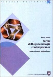 Forme dell'epistemologia contemporanea
