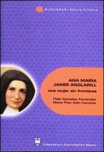 Libro Ana María Janer Anglarill: una mujer sin fronteras