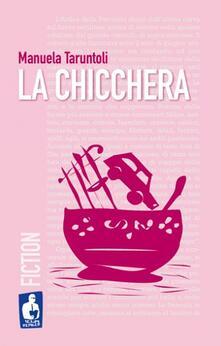 La chicchera - Manuela Taruntoli - copertina