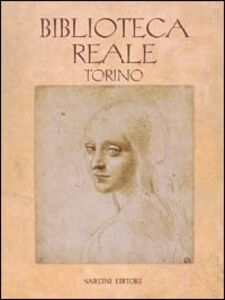 Libro Biblioteca Reale. Torino