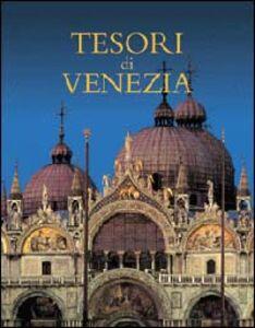 Libro Tesori di Venezia