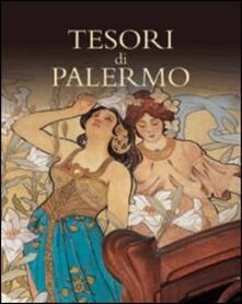 Tesori di Palermo - copertina