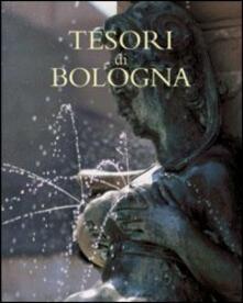 Tesori di Bologna - copertina