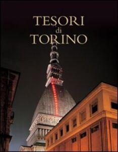 Libro Tesori di Torino