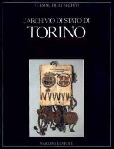 Libro L' archivio di Stato di Torino