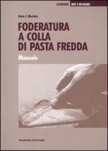 Premioquesti.it Foderatura a colla di pasta fredda Image