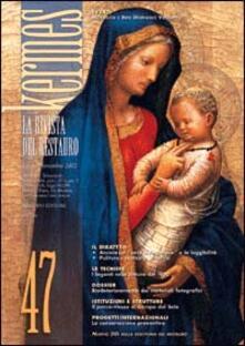 Kermes. La rivista del restauro. Vol. 47 - copertina