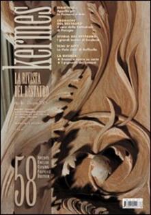 Kermes. La rivista del restauro. Vol. 58 - copertina