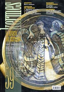 Kermes. La rivista del restauro. Vol. 59 - copertina