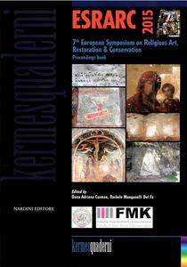 Libro ESRARC 2015. 7th european symposium on religious art, restoration & conservation. proceeding book. Ediz. italiana e inglese