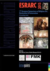 ESRARC 2015. 7th european symposium on religious art, restoration & conservation. proceeding book. Ediz. italiana e inglese