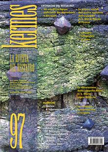 Kermes. La rivista del restauro. Vol. 97 - copertina