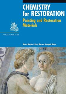 Osteriacasadimare.it Chemistry for restoration. Painting and restoration materials Image