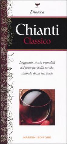 Chianti classico - Maria Salemi - copertina