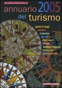 Libro Annuario del turismo 2005