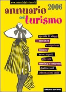 Annuario del turismo 2006 - copertina