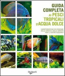 Nicocaradonna.it Guida completa ai pesci tropicali d'acqua dolce Image