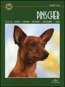 Libro Pinscher Antonella Tomaselli