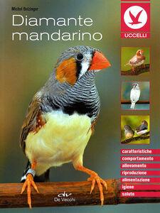 Libro Diamante mandarino Michel Bolzinger 0
