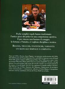 Giocare a Texas Hold'em e poker americano - Luca Pagano - 4