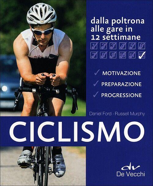 Ciclismo. Dalla poltrona alle gare in 12 settimane