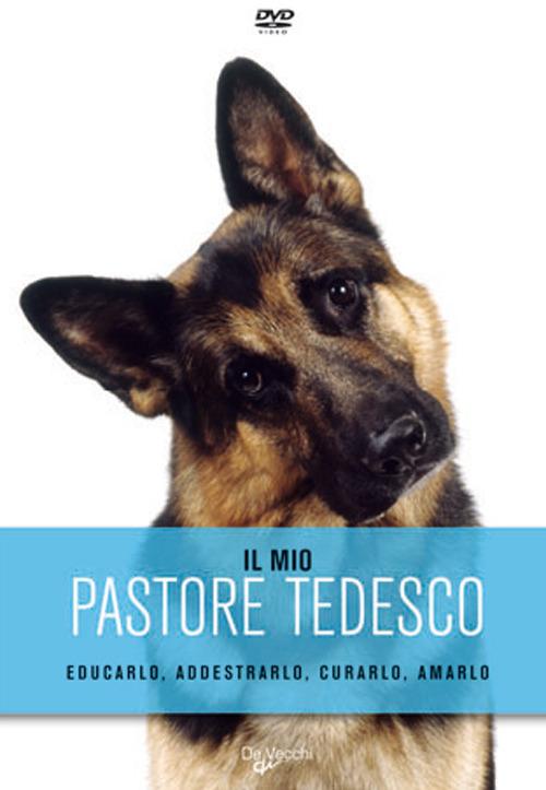 Image of Il mio pastore tedesco. DVD