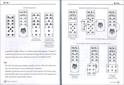 Libro Giocare a burraco. Regole, consigli, trucchi, strategie per vincere Angelo Pende 2