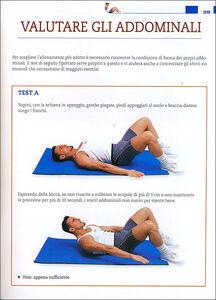 Libro Addominali. Preparazione, allenamento, programmi Massimo Messina 2