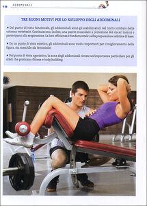 Libro Addominali. Preparazione, allenamento, programmi Massimo Messina 3