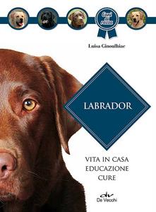 Libro Labrador Luisa Ginoulhiac