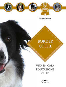 Libro Border collie Valeria Rossi