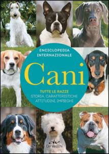 Libro Cani. Enciclopedia internazionale