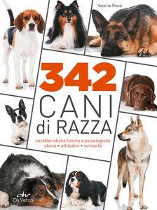 Libro 342 cani di razza Valeria Rossi
