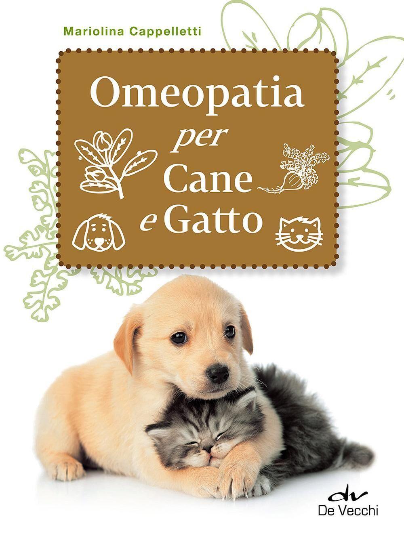 Omeopatia per cane e gatto