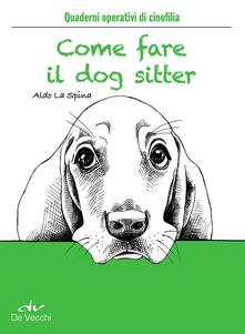 Amatigota.it Come fare il dog sitter Image