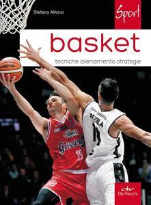 Camfeed.it Basket. Tecniche allenamento strategie Image