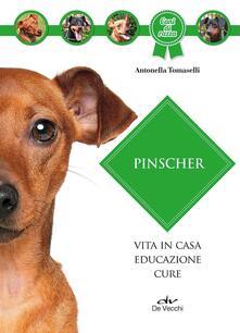 Osteriacasadimare.it Pinscher. Ediz. illustrata Image