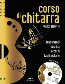 Corso di chitarra. Ediz. a spirale. Con CD Audio.pdf
