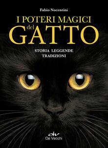 Criticalwinenotav.it I poteri magici del gatto. Storia, leggende, tradizioni Image