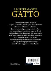 I poteri magici del gatto. Storia, leggende, tradizioni - Fabio Nocentini - 2
