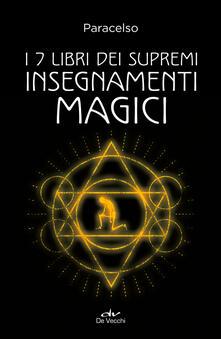 Cocktaillab.it I 7 libri dei supremi insegnamenti magici Image