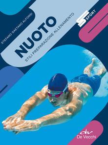 Collegiomercanzia.it Nuoto. Stili preparazione allenamento Image