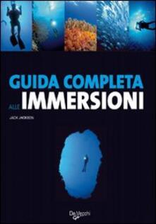 Guida completa alle immersioni - Jack Jackson - copertina