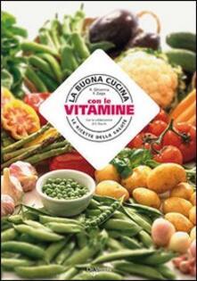 La buona cucina con le vitamine - copertina