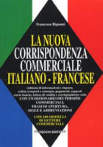 La nuova corrispondenza commerciale italiano-francese