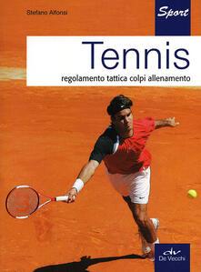 Tennis. Regolamento, tattica, colpi, allenamento.pdf